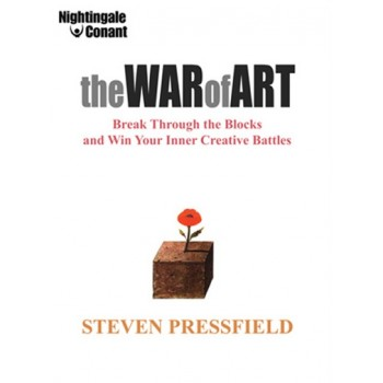 The War Of Art By Steven Pressfield Review By Lm Hinton Author